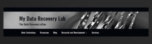 My Data Recovery Lab eZine