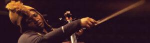 Lenaé A. Harris, Cellist & Composer